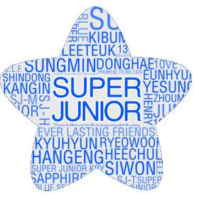 i love super junior logo - photo #11
